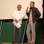 David Smoljak a Roman Kašparovský, který se podílel na filmu Wanted